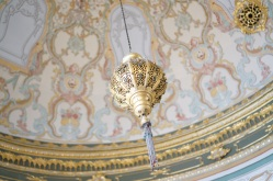 Colourful lamp