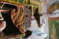 Colourful Jain Temple
