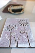Linocut Plate
