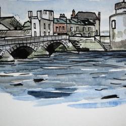 Zeichnung Limerick