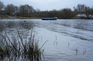 Boat Loch Lomond