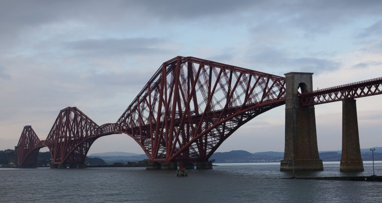 Forth Train Bridge