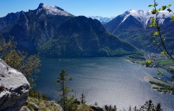 View on Lake Traunsee