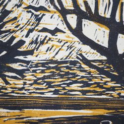 Detail Loch Lomond