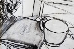 Stillleben mit Tasse