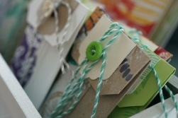Geschenkkartenhalter
