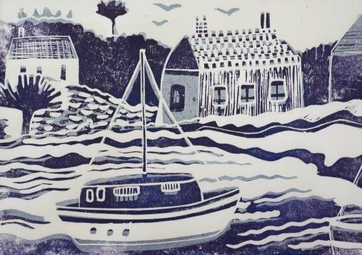 Segelboot 2